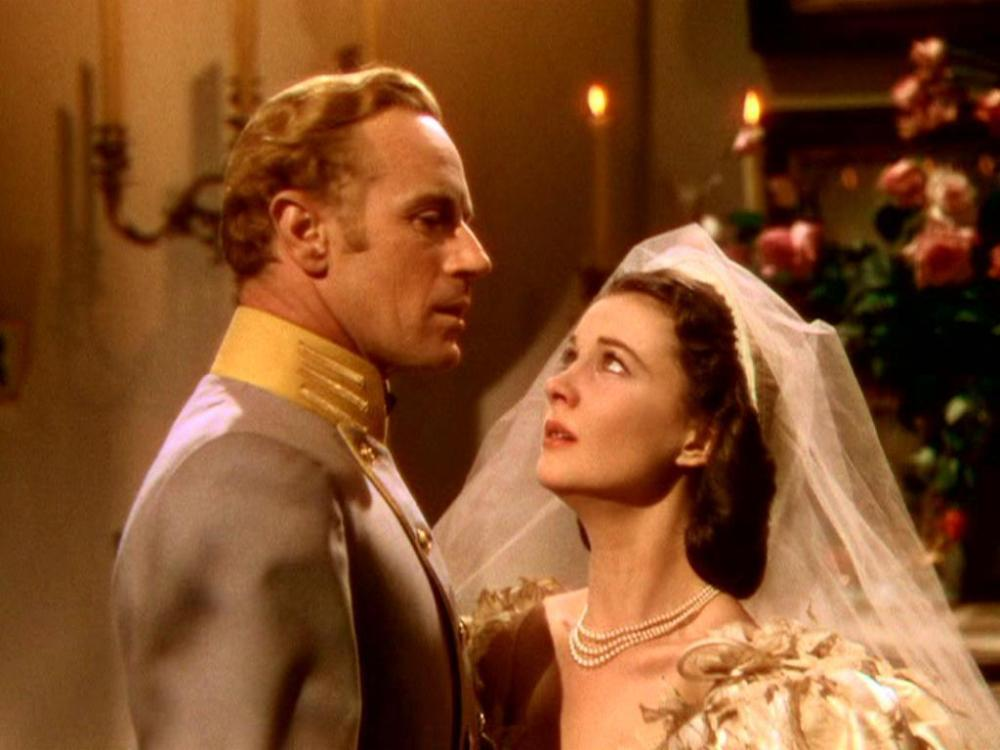 infatuation in gone with the wind