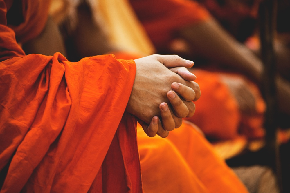 mindfulness in christianity and buddhism