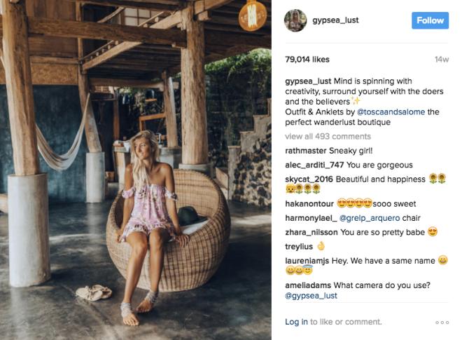 fake mindfulness of instagram positive thinking